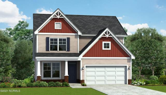 1005 Downrigger Trail, Southport, NC 28461 (MLS #100255145) :: Stancill Realty Group