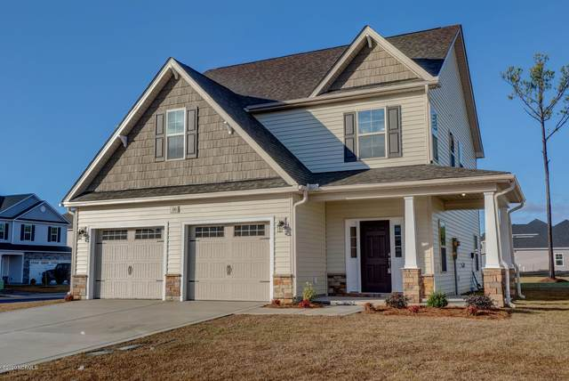 539 Transom Way, Sneads Ferry, NC 28460 (MLS #100255152) :: Stancill Realty Group