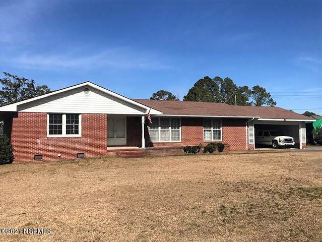 205 Fairview Drive, Beaufort, NC 28516 (MLS #100255194) :: Stancill Realty Group