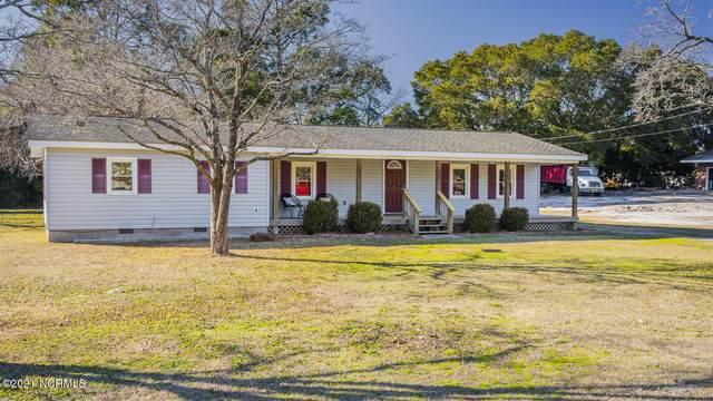 215 Woodland Drive, Wilmington, NC 28403 (MLS #100255214) :: Carolina Elite Properties LHR