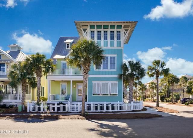 807 North Carolina Avenue, Carolina Beach, NC 28428 (MLS #100255219) :: Lynda Haraway Group Real Estate