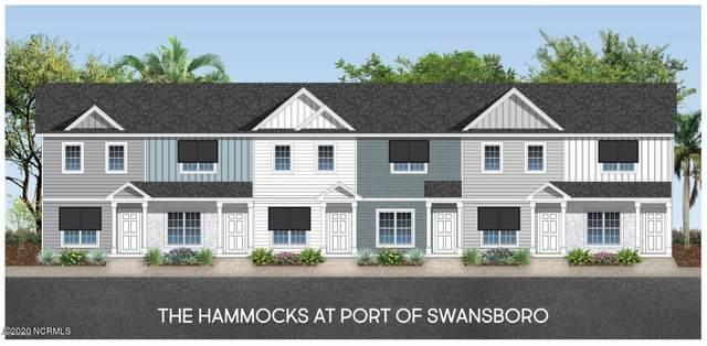 18 Outrigger Drive, Swansboro, NC 28584 (MLS #100255268) :: CENTURY 21 Sweyer & Associates
