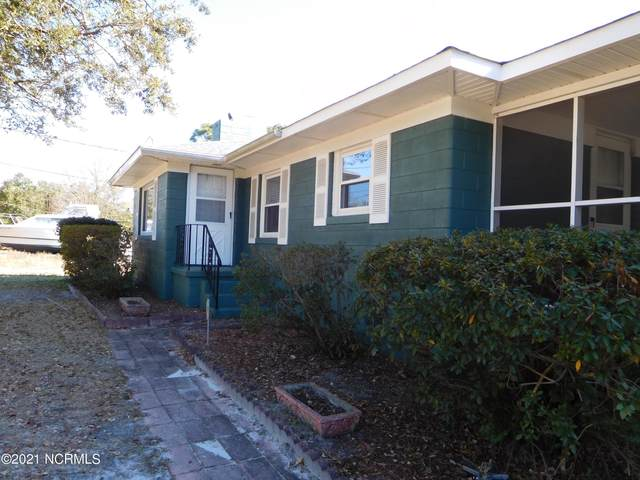 415 Silver Lake Road, Wilmington, NC 28412 (MLS #100255288) :: The Oceanaire Realty