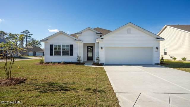 634 Silos Way Lot 1636 - Eato, Carolina Shores, NC 28467 (MLS #100255302) :: Courtney Carter Homes
