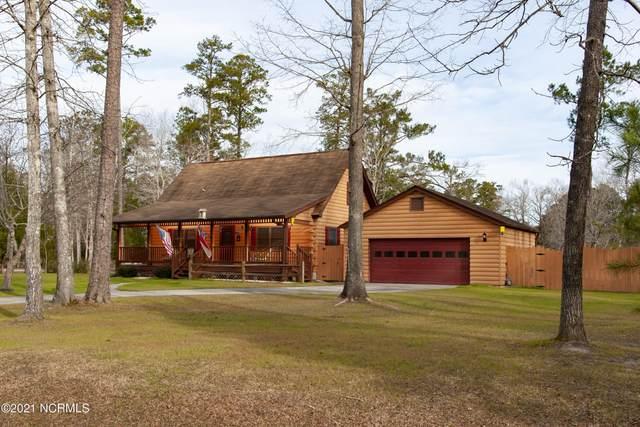 257 Winding Creek Drive, Oriental, NC 28571 (MLS #100255308) :: Berkshire Hathaway HomeServices Hometown, REALTORS®