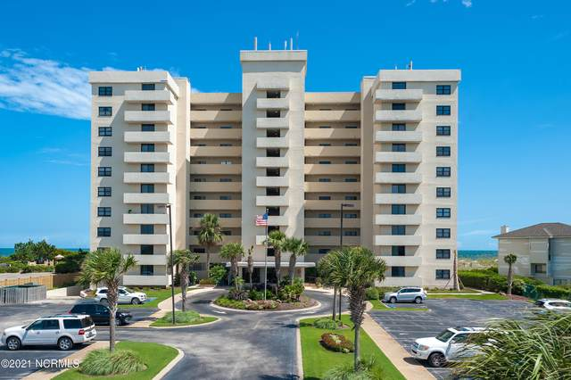 1704 N Lumina Avenue 9-F, Wrightsville Beach, NC 28480 (MLS #100255319) :: Thirty 4 North Properties Group