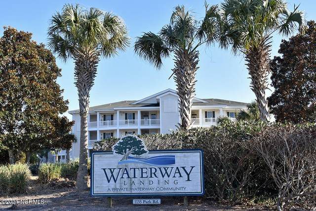1135 Park Road SW Unit 1104, Sunset Beach, NC 28468 (MLS #100255341) :: Thirty 4 North Properties Group