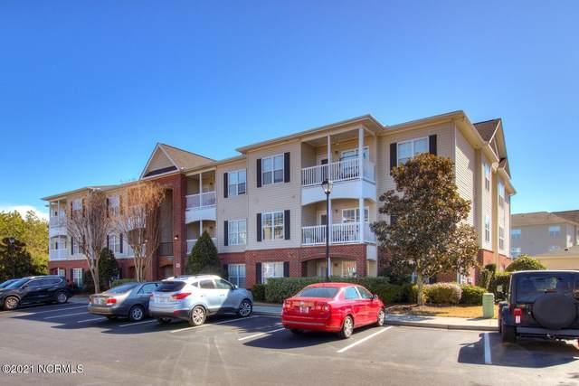 2813 Bloomfield Lane Unit 205, Wilmington, NC 28412 (MLS #100255372) :: Thirty 4 North Properties Group