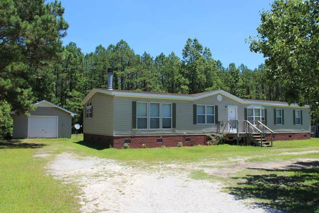 283 Cedarwood Drive, Swansboro, NC 28584 (MLS #100255407) :: David Cummings Real Estate Team