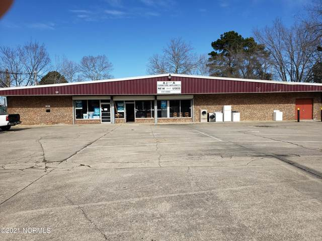 509 Herring Avenue E, Wilson, NC 27893 (MLS #100255412) :: Stancill Realty Group
