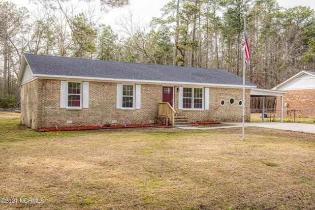 3904 Brandywine Drive, New Bern, NC 28562 (MLS #100255474) :: Carolina Elite Properties LHR