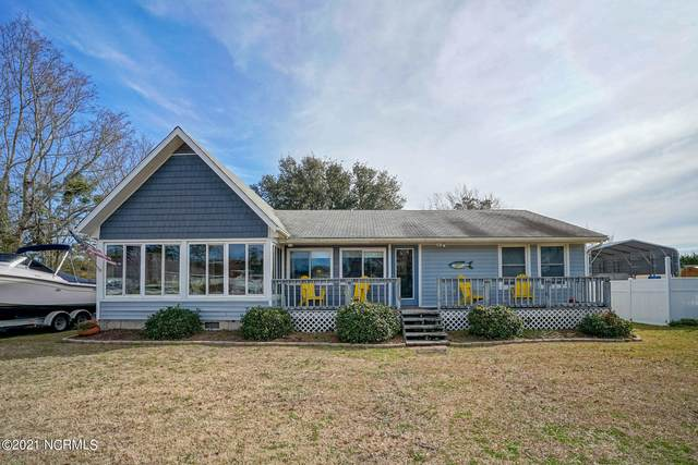 203 Easy Street, Cape Carteret, NC 28584 (MLS #100255488) :: Courtney Carter Homes