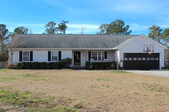 1815 Champion Drive, Morehead City, NC 28557 (MLS #100255498) :: Berkshire Hathaway HomeServices Hometown, REALTORS®