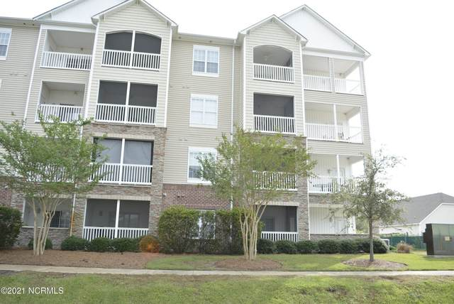 100 Gateway Condos Drive #115, Surf City, NC 28445 (MLS #100255506) :: The Oceanaire Realty