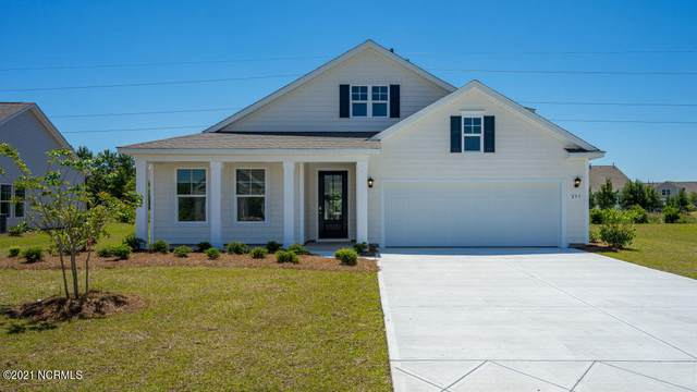 622 Silos Way Lot 1639 - Dove, Carolina Shores, NC 28467 (MLS #100255561) :: Courtney Carter Homes