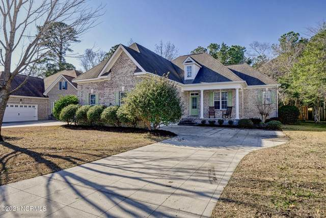 815 Trace Drive, Wilmington, NC 28411 (MLS #100255568) :: Stancill Realty Group