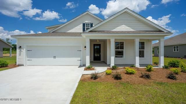626 Silos Way Lot 1638 - Bris, Carolina Shores, NC 28467 (MLS #100255571) :: Courtney Carter Homes