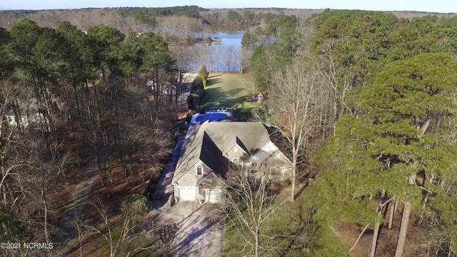 5268 Water Front Drive, Rocky Mount, NC 27803 (MLS #100255578) :: Thirty 4 North Properties Group