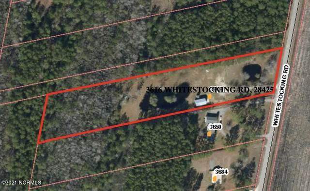 3616 Whitestocking Road, Burgaw, NC 28425 (MLS #100255588) :: Stancill Realty Group