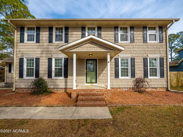 612 Shadowwood Drive, Jacksonville, NC 28540 (MLS #100255642) :: Stancill Realty Group