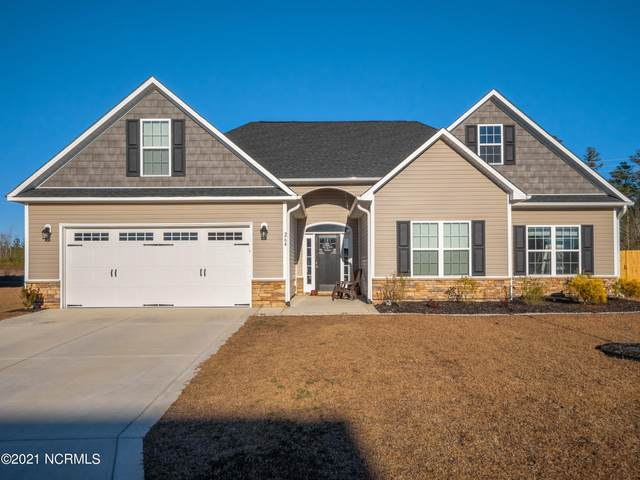 264 Wood House Drive, Jacksonville, NC 28546 (MLS #100255649) :: The Keith Beatty Team