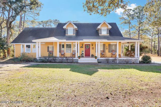 4011 Robert Ruark Drive SE, Southport, NC 28461 (MLS #100255664) :: David Cummings Real Estate Team