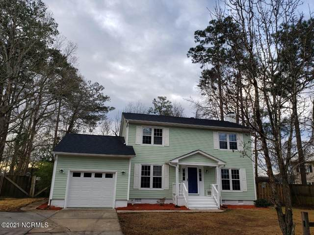 102 Nottingham Road, Jacksonville, NC 28546 (MLS #100255694) :: Stancill Realty Group