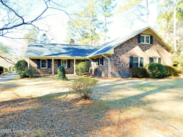 1200 Dunbar Drive, Laurinburg, NC 28352 (MLS #100255756) :: RE/MAX Essential
