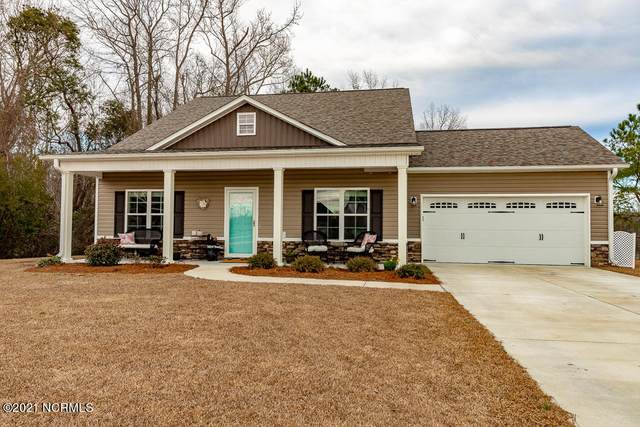 418 Antioch Lakes Road, New Bern, NC 28560 (MLS #100255757) :: Berkshire Hathaway HomeServices Hometown, REALTORS®