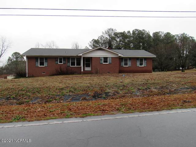 203 Camellia Street, Kinston, NC 28504 (MLS #100255787) :: Barefoot-Chandler & Associates LLC