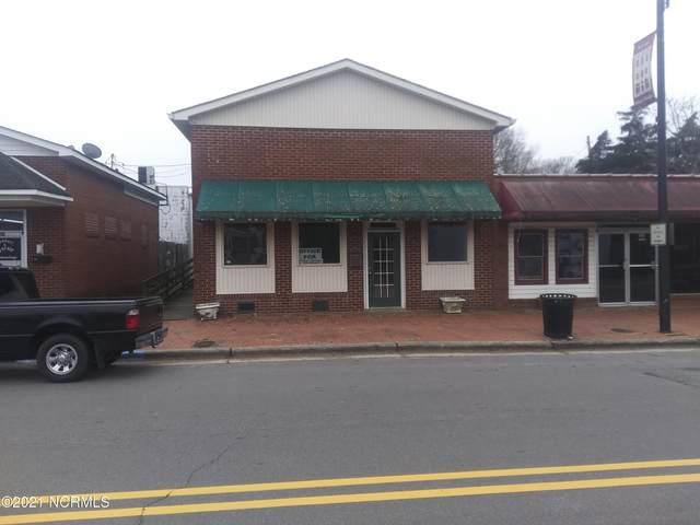 112 N King Street, Windsor, NC 27983 (MLS #100255803) :: CENTURY 21 Sweyer & Associates
