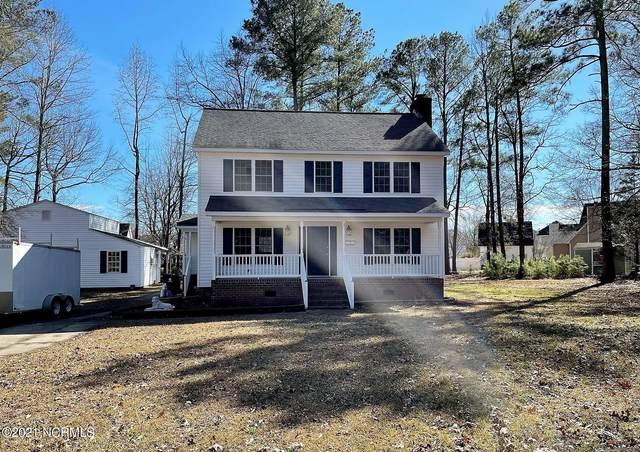 802 Corbett Street, Winterville, NC 28590 (MLS #100255857) :: Barefoot-Chandler & Associates LLC