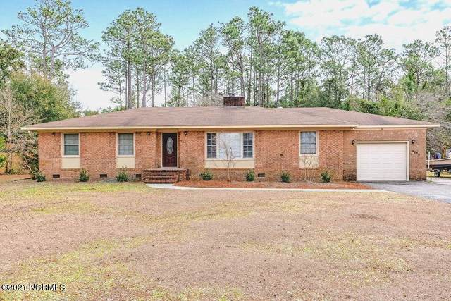 4838 College Acres Drive, Wilmington, NC 28403 (MLS #100255930) :: Stancill Realty Group