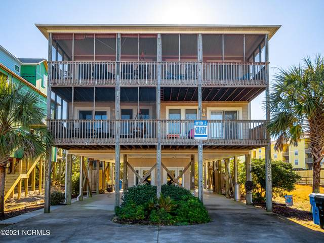 1002 N New River Drive B, Surf City, NC 28445 (MLS #100255961) :: Courtney Carter Homes