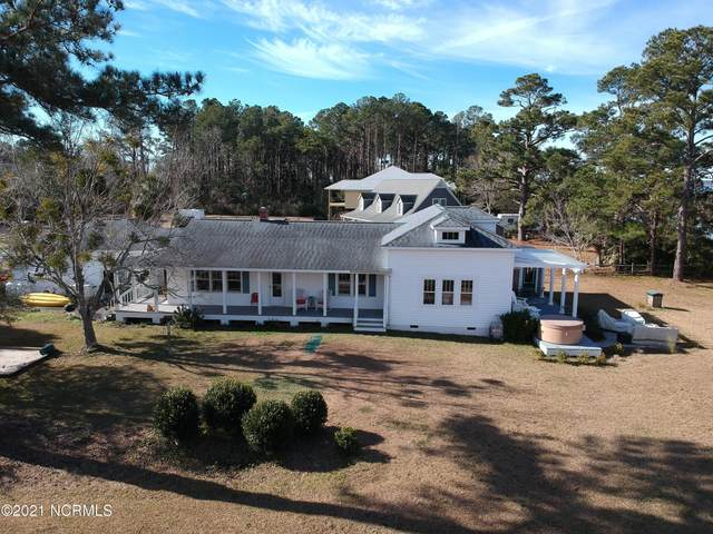 112 Wyndchase Lane, Beaufort, NC 28516 (MLS #100255983) :: Frost Real Estate Team