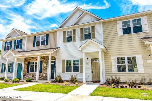 200 Alexa Place, Jacksonville, NC 28546 (MLS #100255989) :: Lynda Haraway Group Real Estate