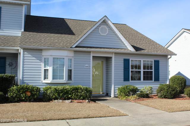 101 Courtyard E, Beaufort, NC 28516 (MLS #100256017) :: Carolina Elite Properties LHR
