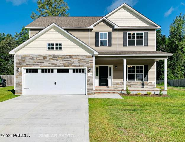 120 Backfield Place, Jacksonville, NC 28540 (MLS #100256022) :: RE/MAX Essential