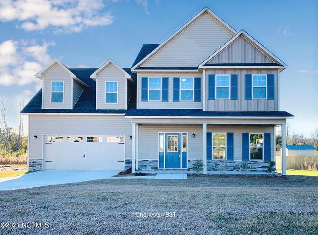 128 Backfield Place, Jacksonville, NC 28540 (MLS #100256025) :: RE/MAX Essential