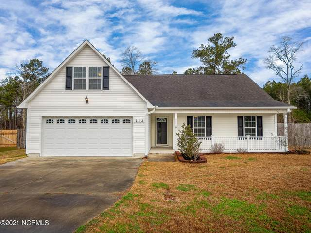 112 Farmgate Drive, Richlands, NC 28574 (MLS #100256030) :: Thirty 4 North Properties Group