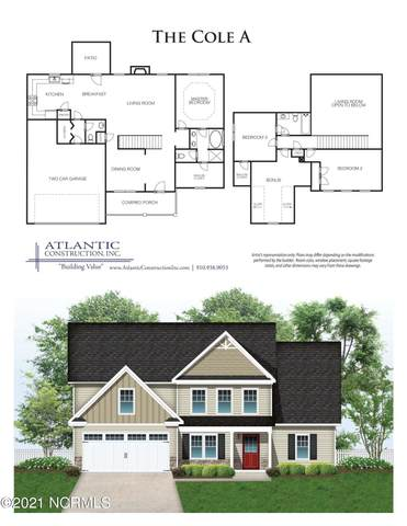 116 Backfield Place, Jacksonville, NC 28540 (MLS #100256044) :: RE/MAX Essential