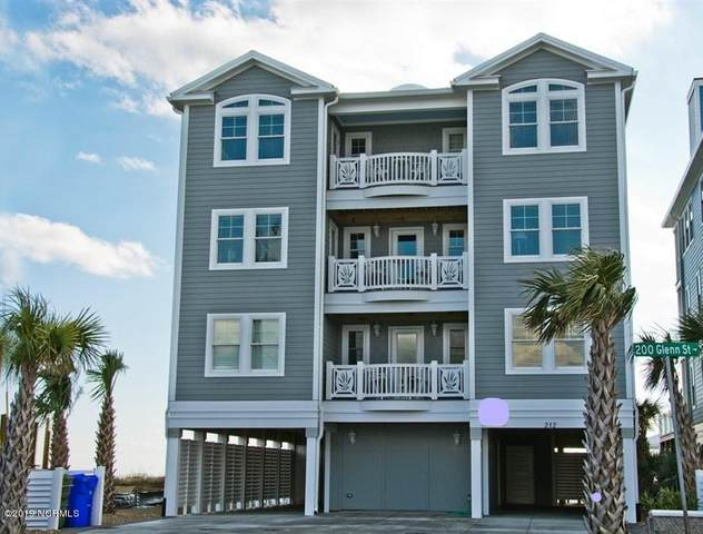 212 Glenn Street, Atlantic Beach, NC 28512 (MLS #100256045) :: Frost Real Estate Team