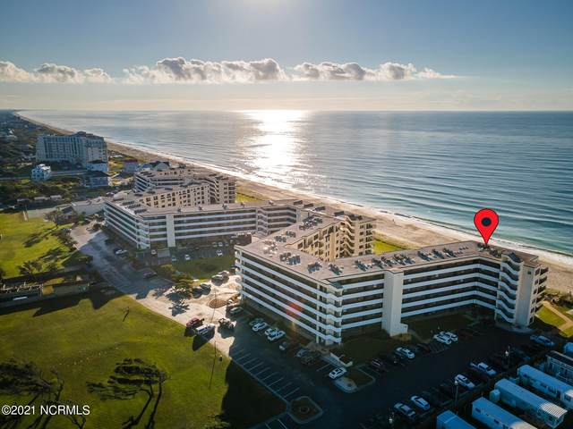 1505 Salter Path Road #605, Indian Beach, NC 28512 (MLS #100256049) :: Stancill Realty Group