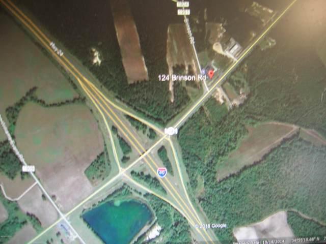 124 Brinson Road, Magnolia, NC 28453 (MLS #100256093) :: CENTURY 21 Sweyer & Associates