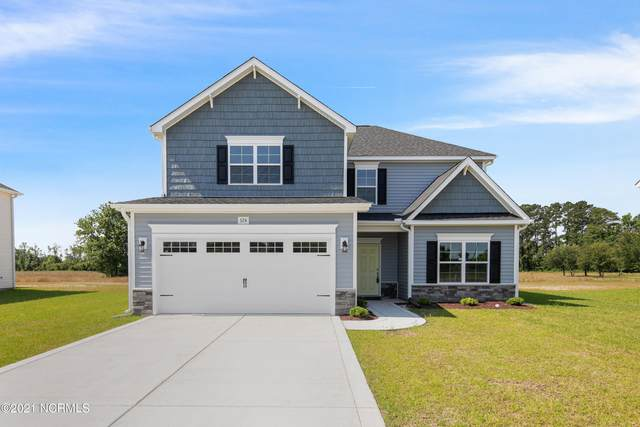 506 Transom Way, Sneads Ferry, NC 28460 (MLS #100256099) :: Stancill Realty Group