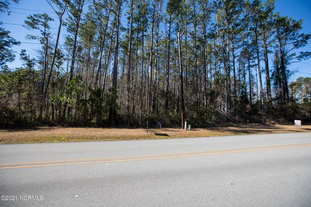 469 W Firetower Road, Swansboro, NC 28584 (MLS #100256123) :: The Keith Beatty Team