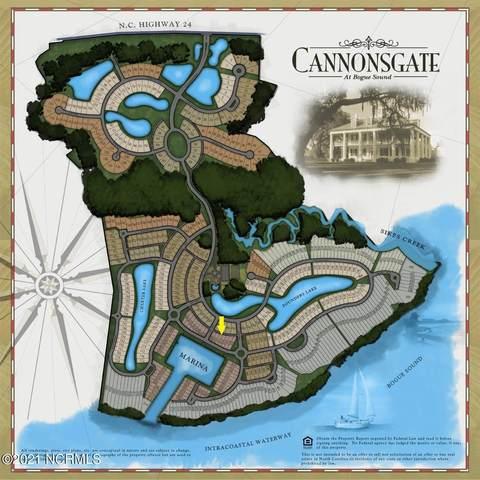 776 Cannonsgate Drive, Newport, NC 28570 (MLS #100256135) :: CENTURY 21 Sweyer & Associates