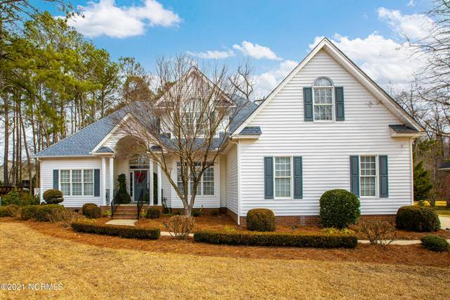 2401 Royal Drive, Winterville, NC 28590 (MLS #100256170) :: The Rising Tide Team