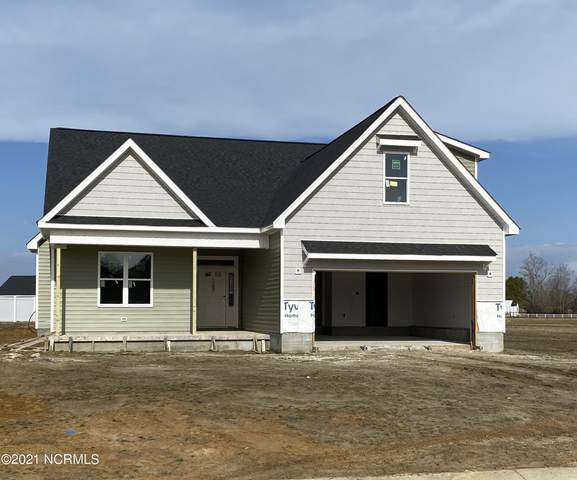 1934 Willoughcroft Drive, Greenville, NC 27834 (MLS #100256182) :: The Keith Beatty Team