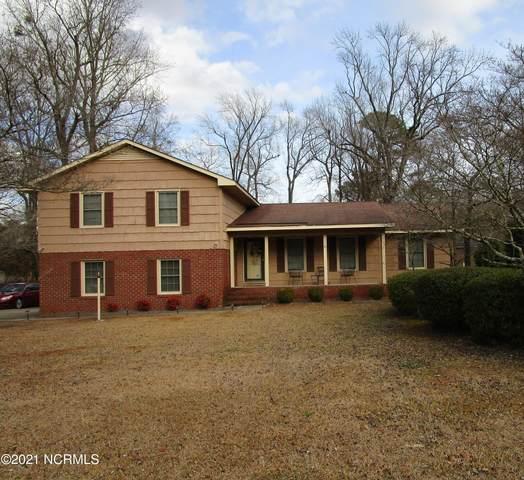 2711 Brookhaven Drive, Kinston, NC 28504 (MLS #100256186) :: RE/MAX Essential